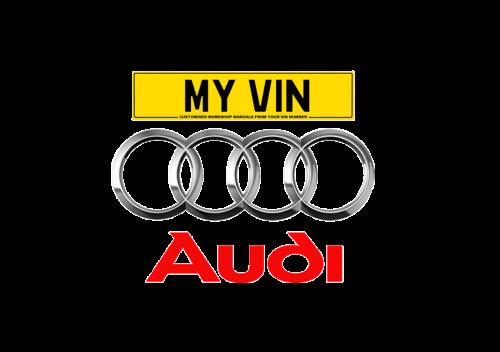 Audi VIN Manuals
